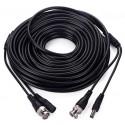 Cables y accesorios de vídeovigilancia