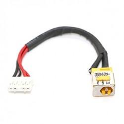 onector de carga & Alimentación compatible para PC portátil acer extensa 5230