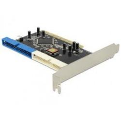 Delock Tarjeta PCI  2  IDE de 40 contactos